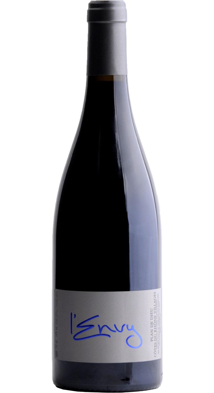 domaine des pasquiers wines côtes du rhône villages plan de dieu envy red