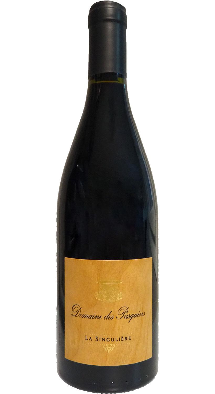 domaine des pasquiers wines la singulière red